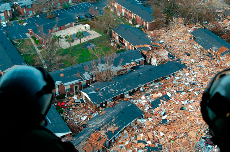 conclusions about hurricane katrina